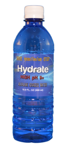 hydratewater